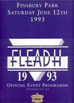 Fleadh poster, 1993
