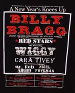 Poster from the Hackney Empire in 1991
