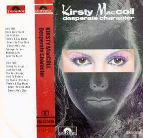 Desperate Character (1981 cassette)