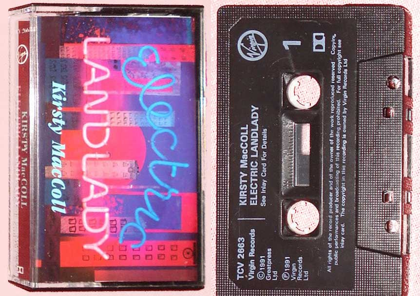 Electric Landlady (1991 cassette)