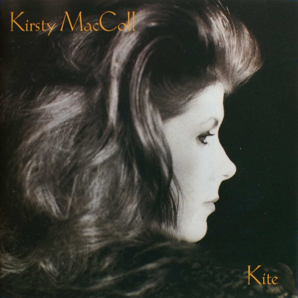 Kite (1989 CD) front cover