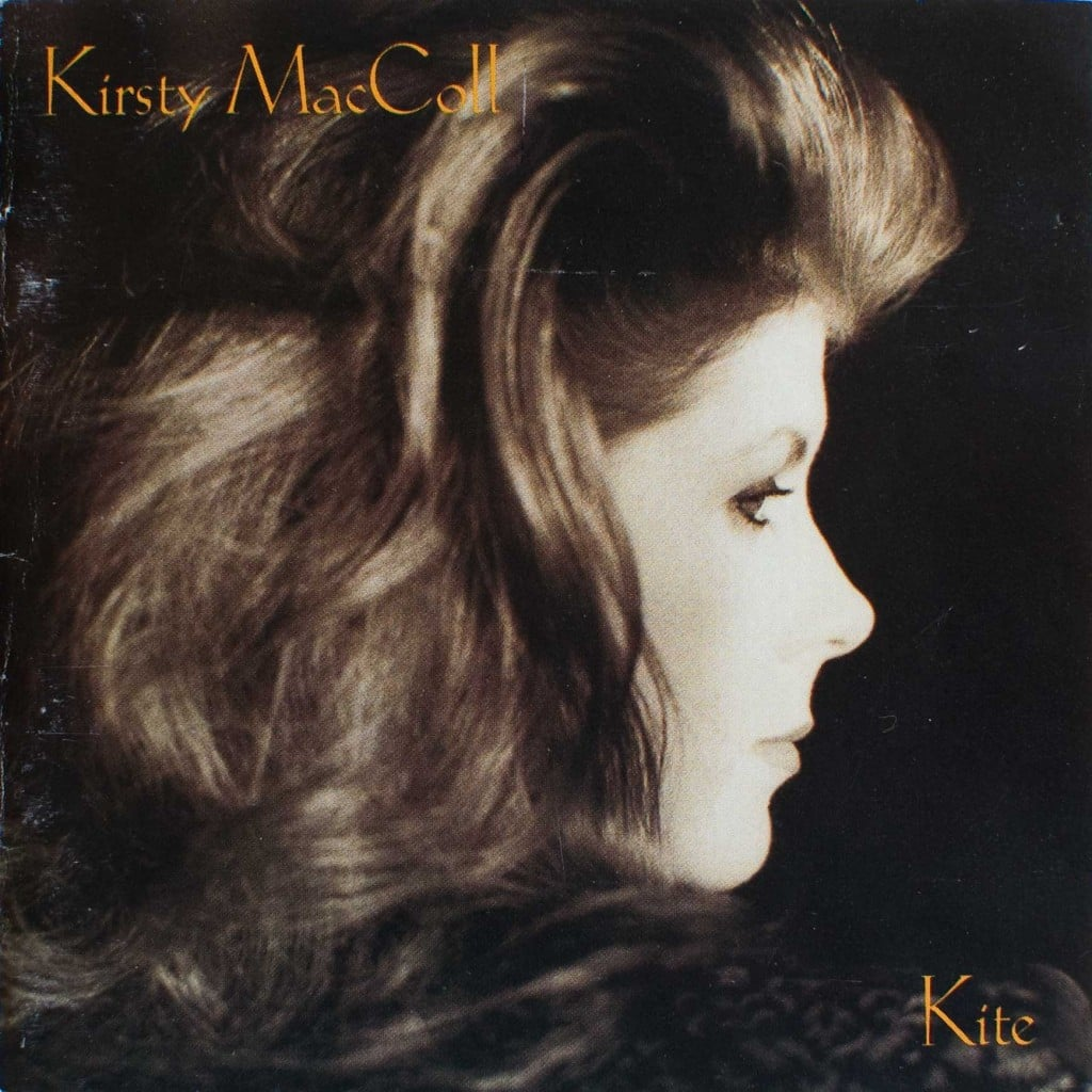 Kite (1989 US CD) front cover