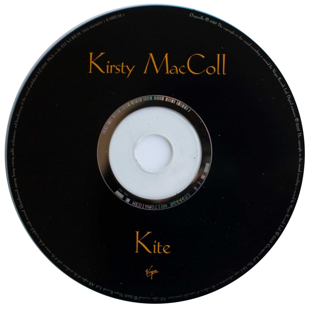 Kite (2005 CD) disc
