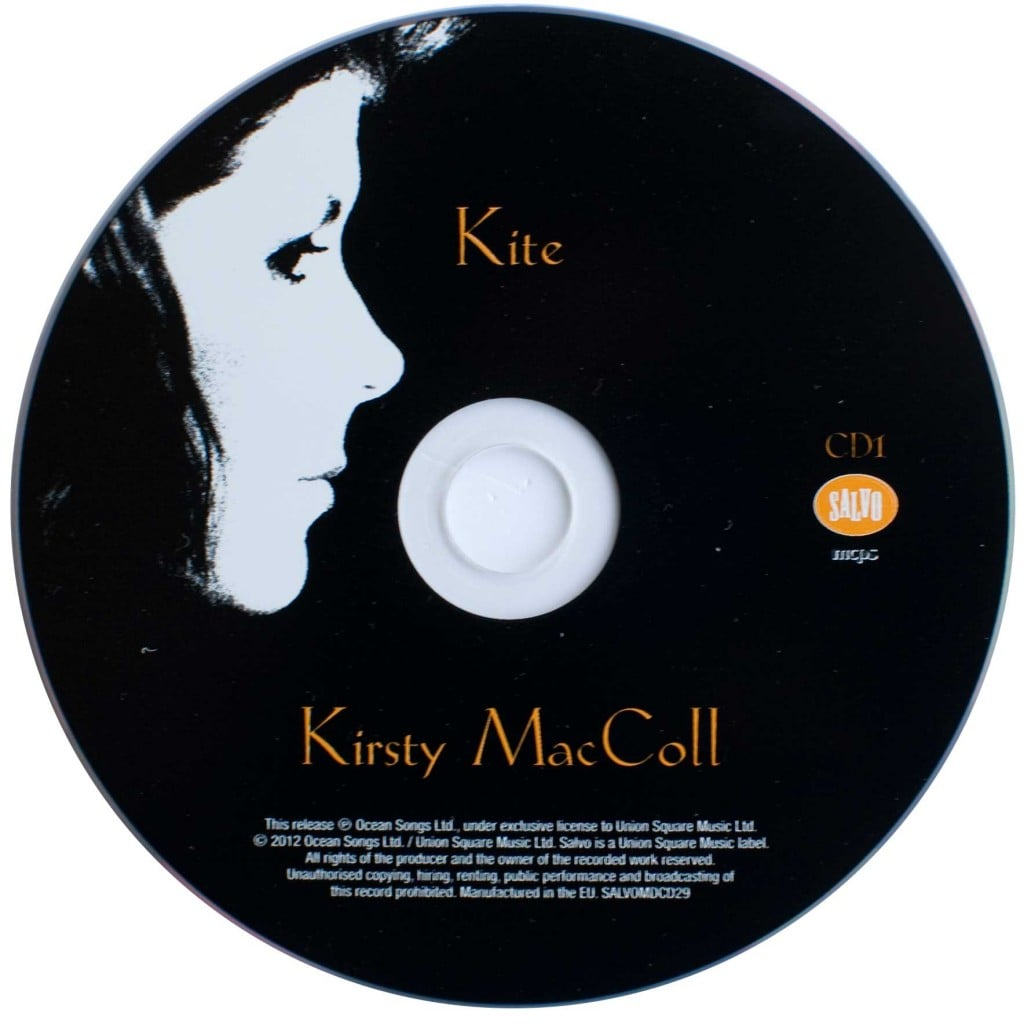 Kite (2005 CD) disc 1
