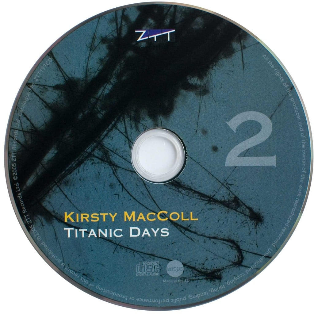 Titanic Days (CD 2005) disc 2