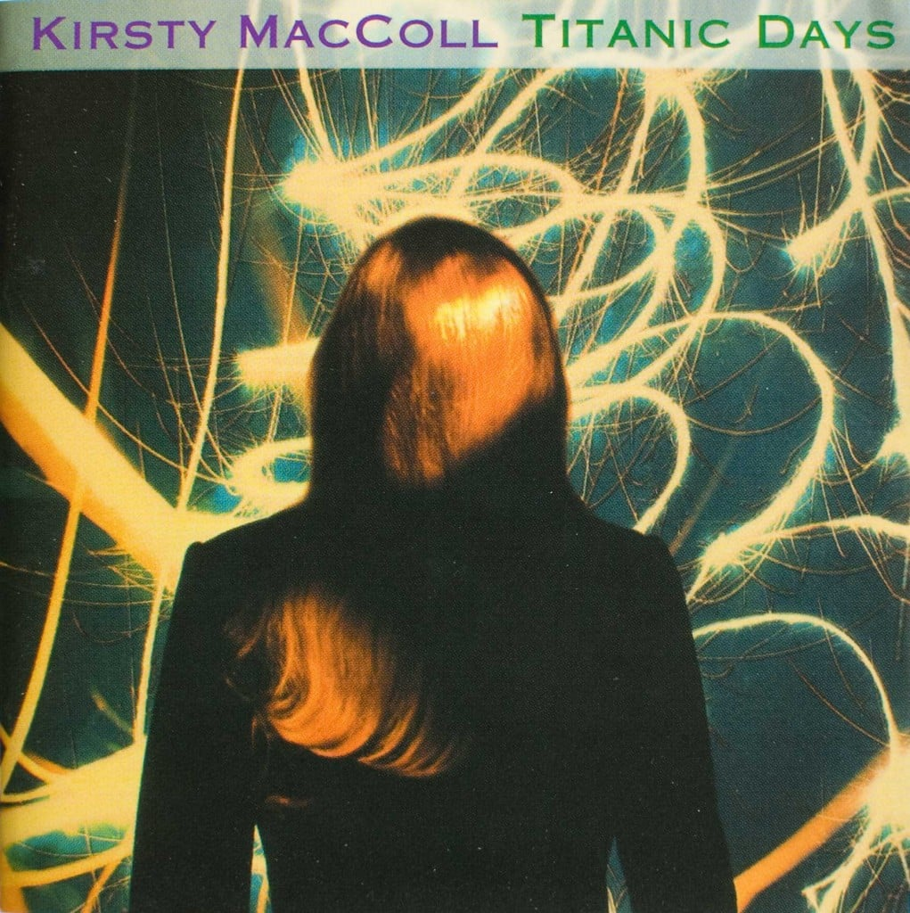 Titanic Days (CD 2005) booklet cover