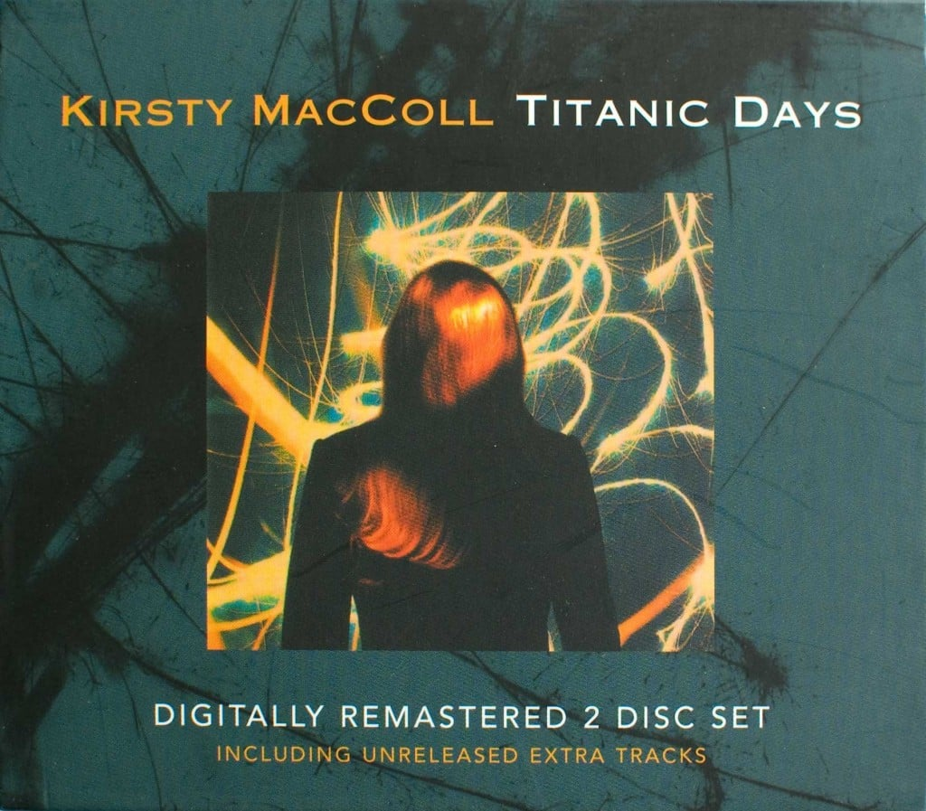 Titanic Days (CD 2005) back cover
