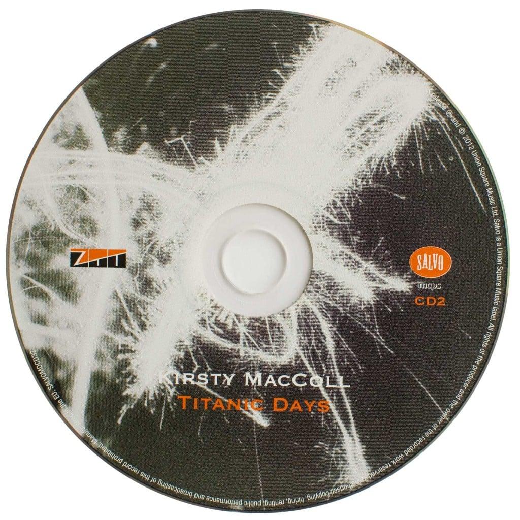 Titanic Days (2012 CD) disc 2