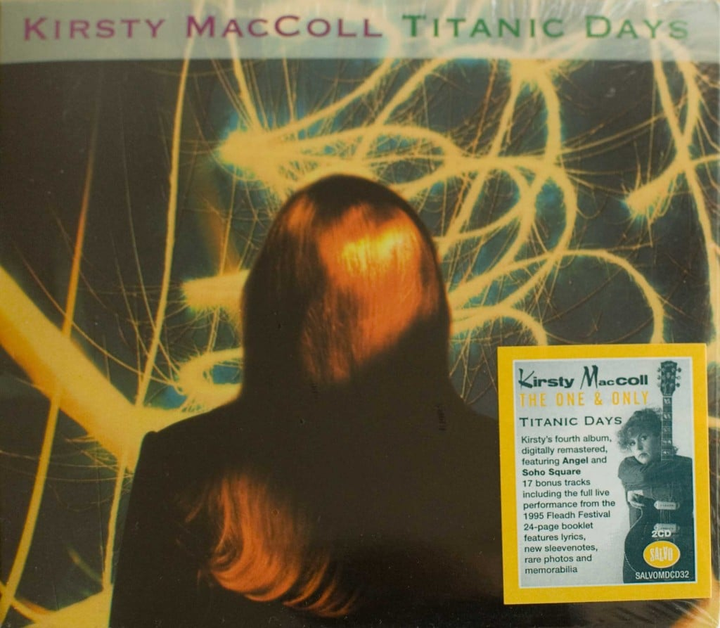 Titanic Days (2012 CD) front cover