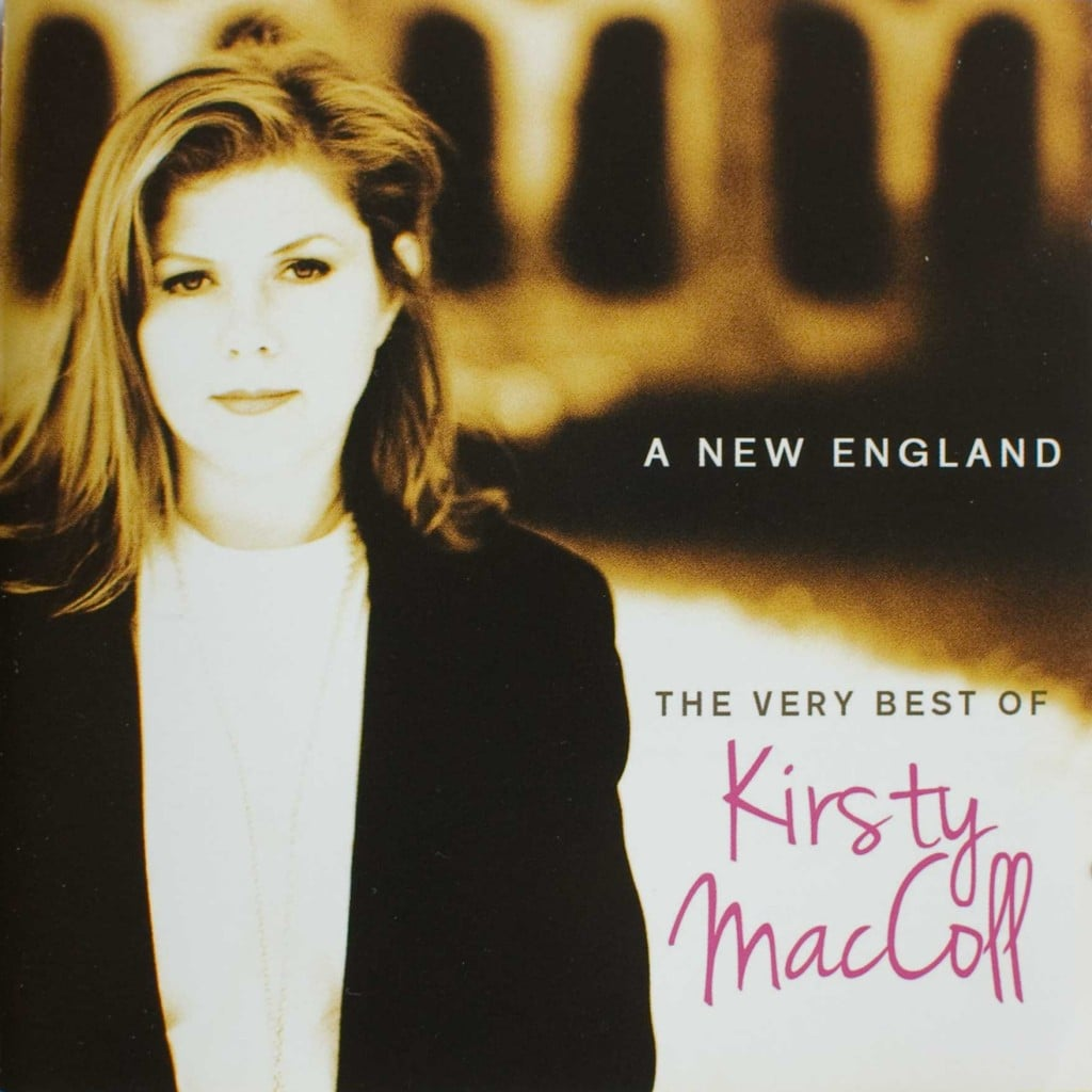 A New England: The Very Best of Kirsty MacColl (CD 2013) front cover