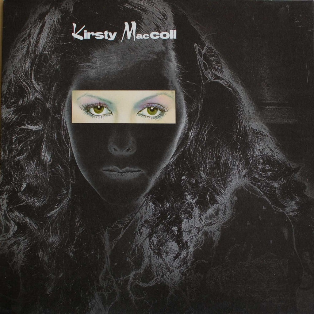 Kirsty MacColl (1985 LP) front cover
