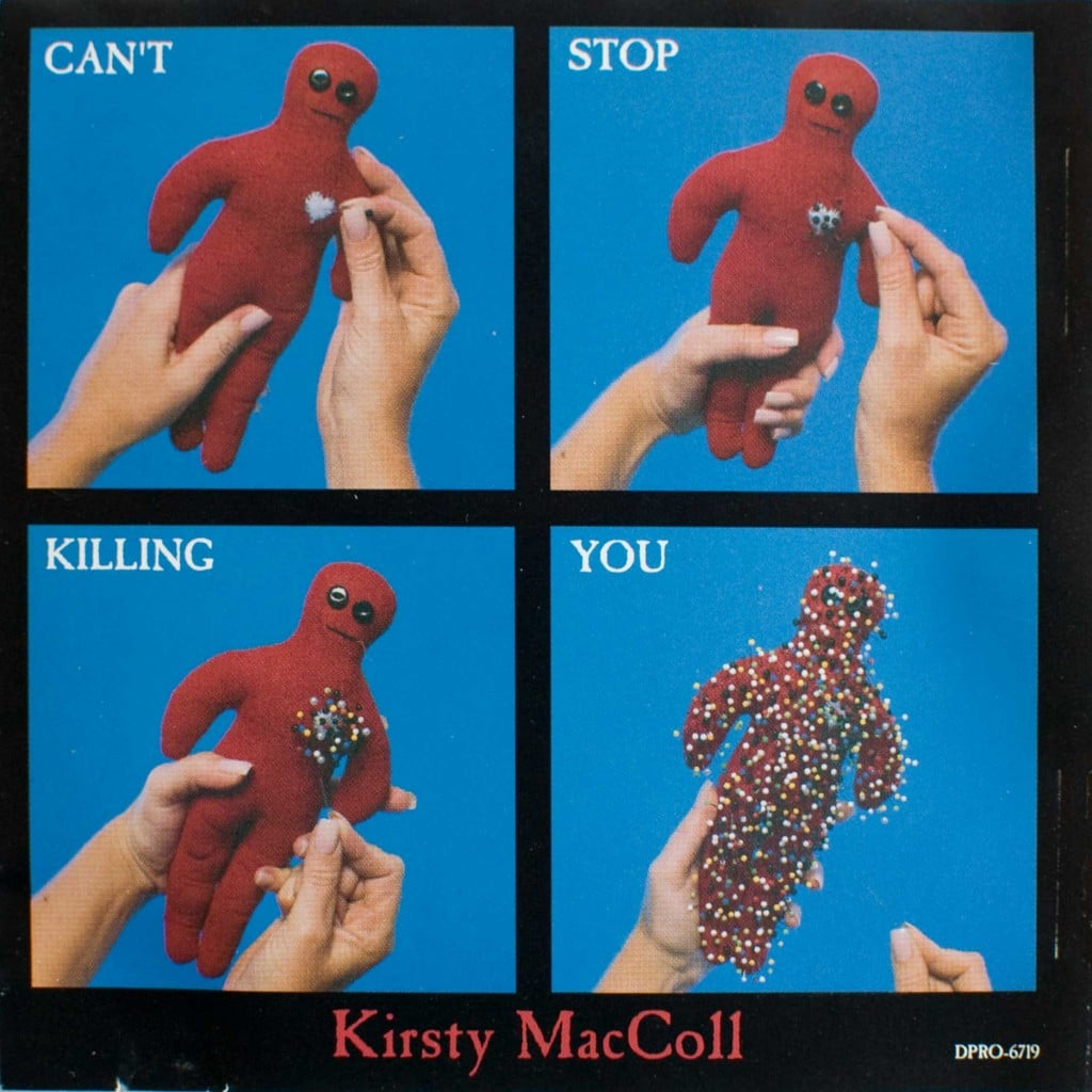 Can't Stop Killing You (US CD promo) front cover