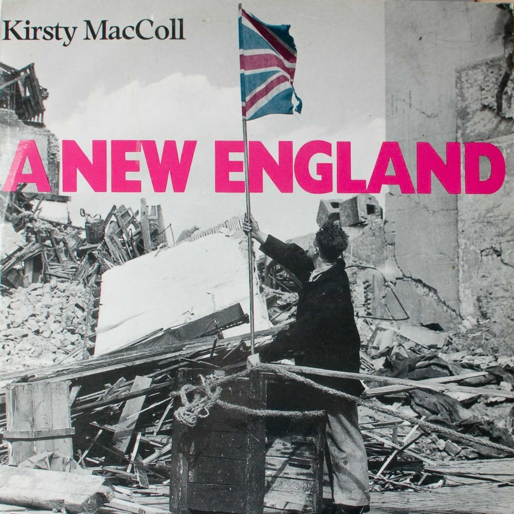 A New England 12' 'bombsite' front cover