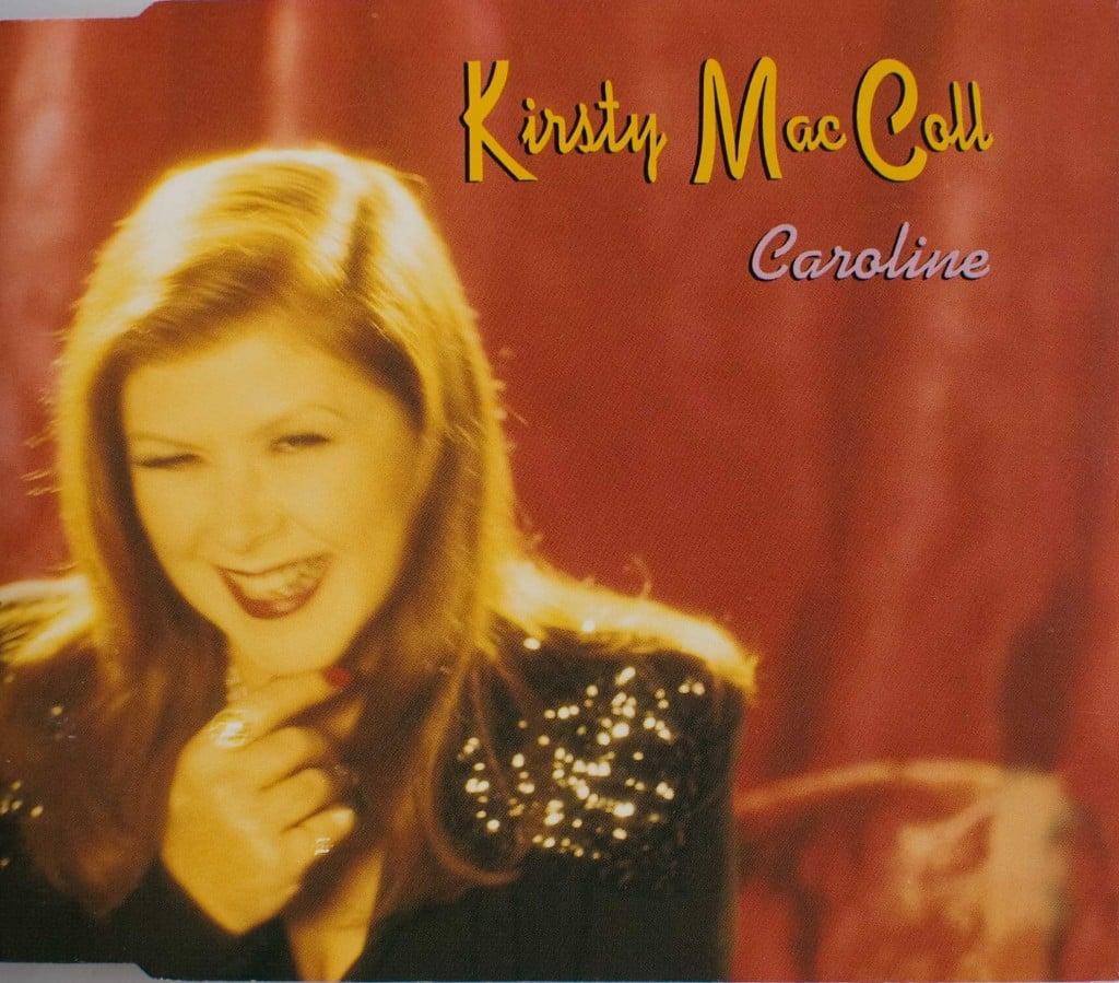 Caroline (CD single 1) front cover