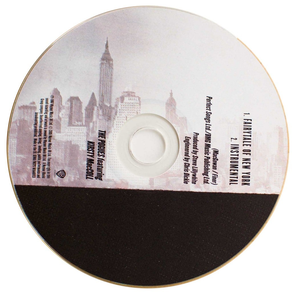 Fairytale of New York (CD single 2005) disc