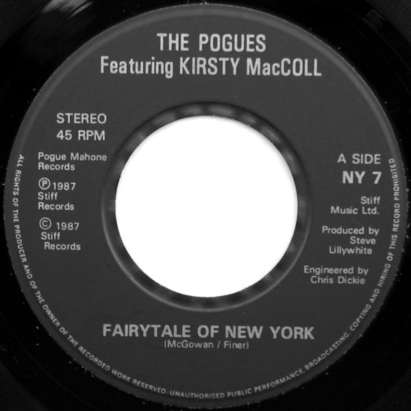 Fairytale of New York (black label)