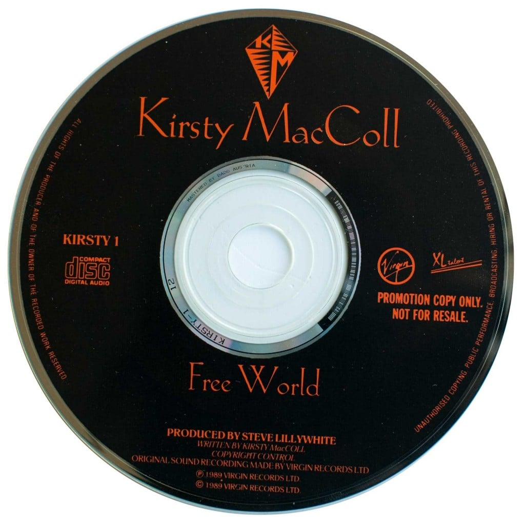 Free World (CD promo)