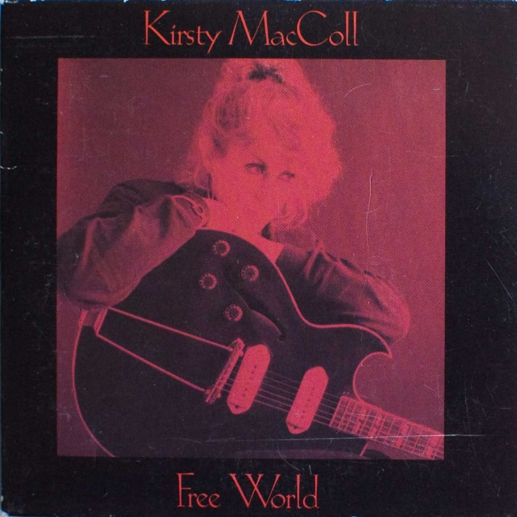 Free World (CD single) front cover