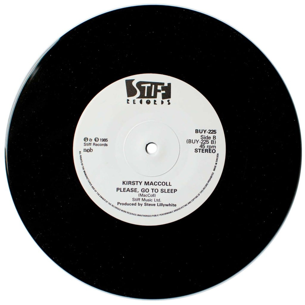 "He's on the Beach (7"" single) B side"