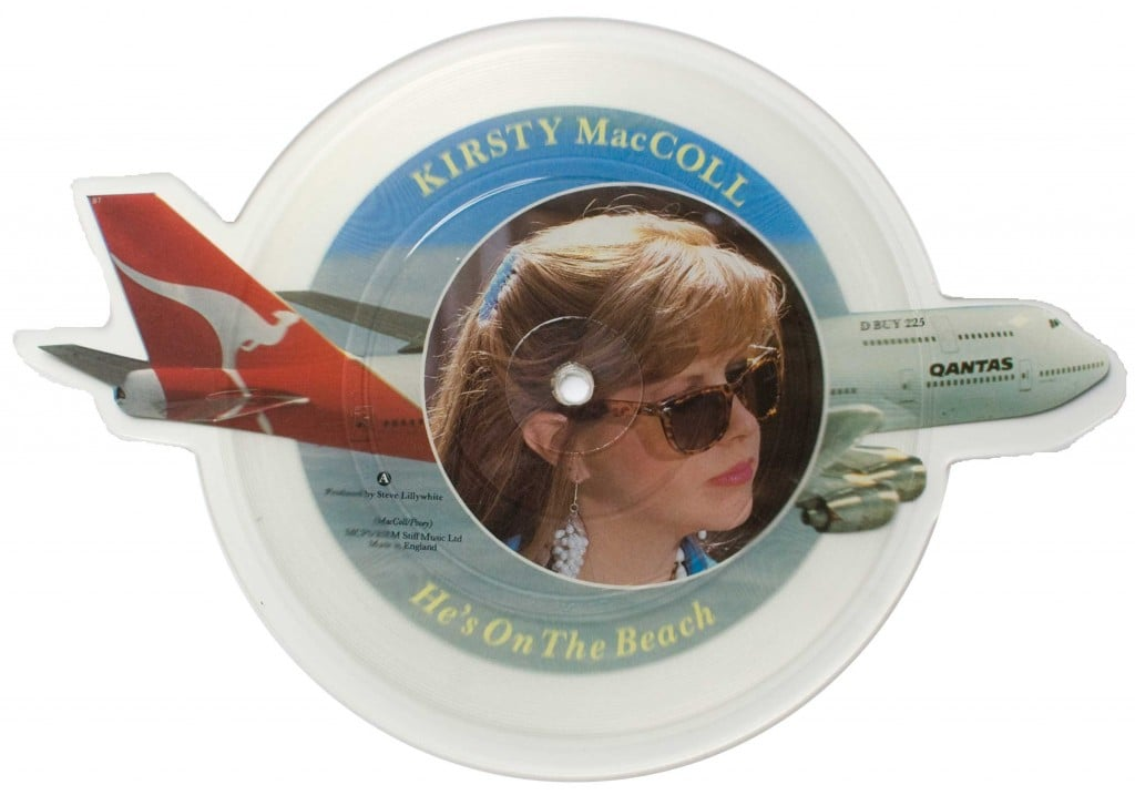 He's on the Beach (picture disc) A side