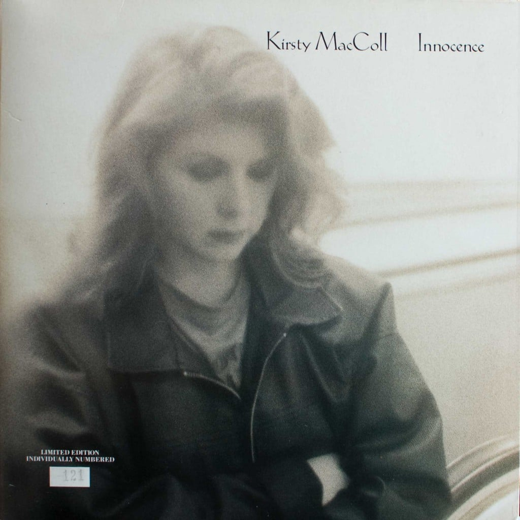 "Innocence (10"") front cover"