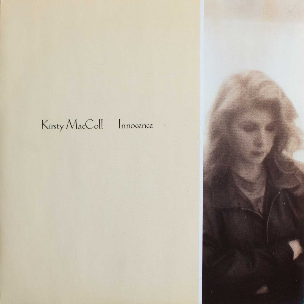 """Innocence (7"""") front cover"""
