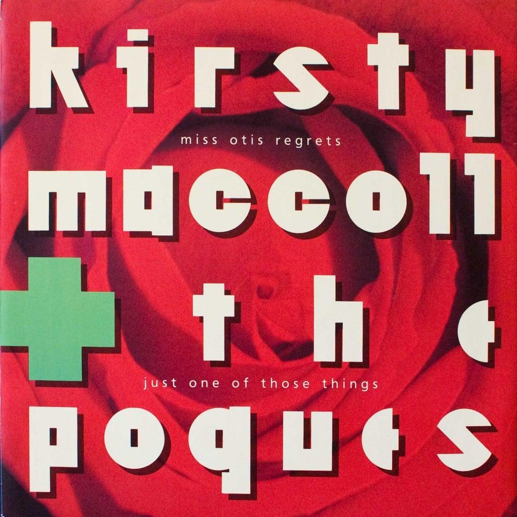"Miss Otis Regrets (12"") front cover"