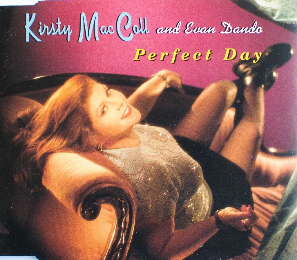 Perfect Day (CD single) front cover