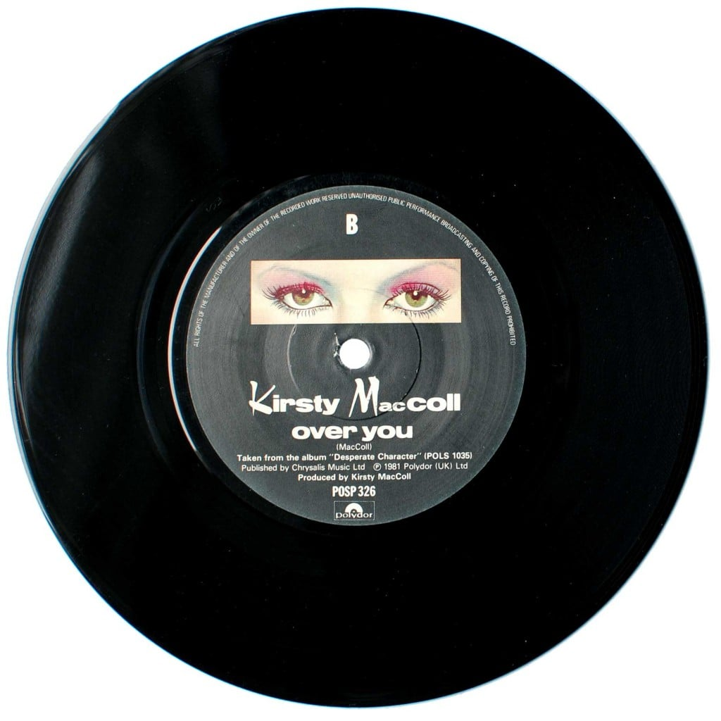"See That Girl (7"" single) B side"