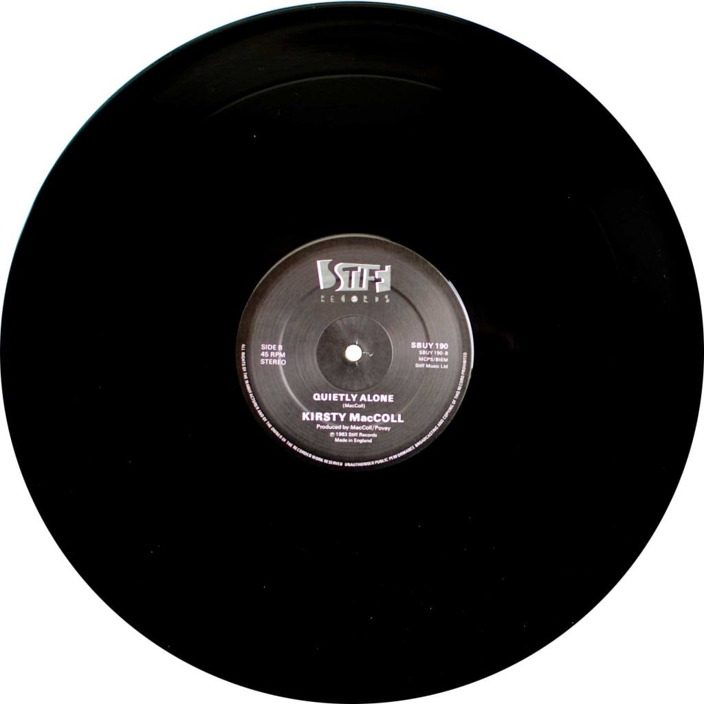 Terry 12 inch single (B side)
