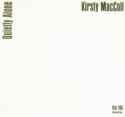 Terry 7 inch single (back cover)