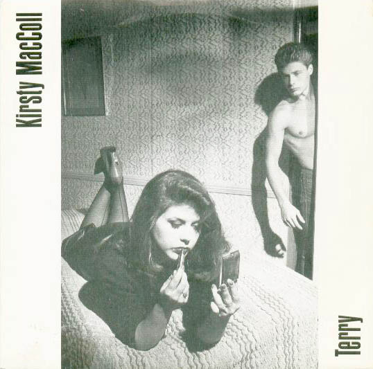 Terry 7 inch single (front cover)
