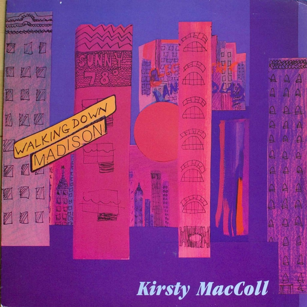 """Walking Down Madison (12"""") front cover"""