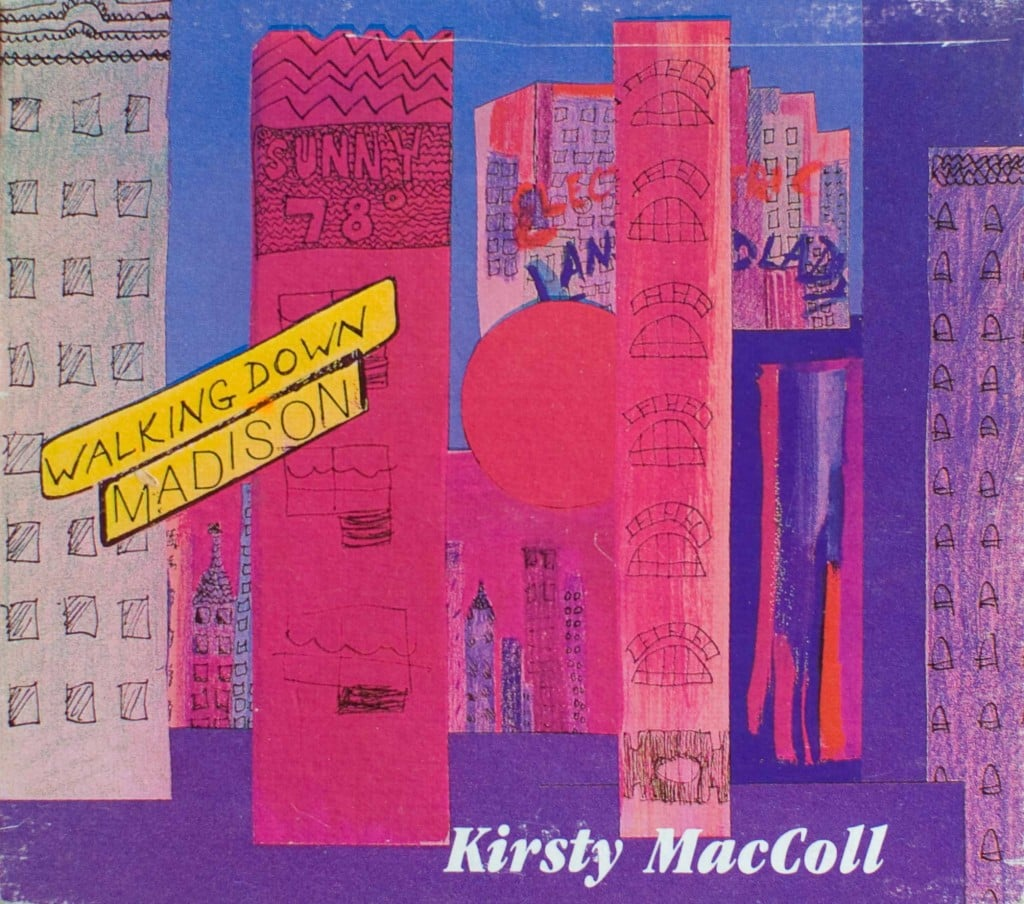 Walking Down Madison (US CD single) front cover