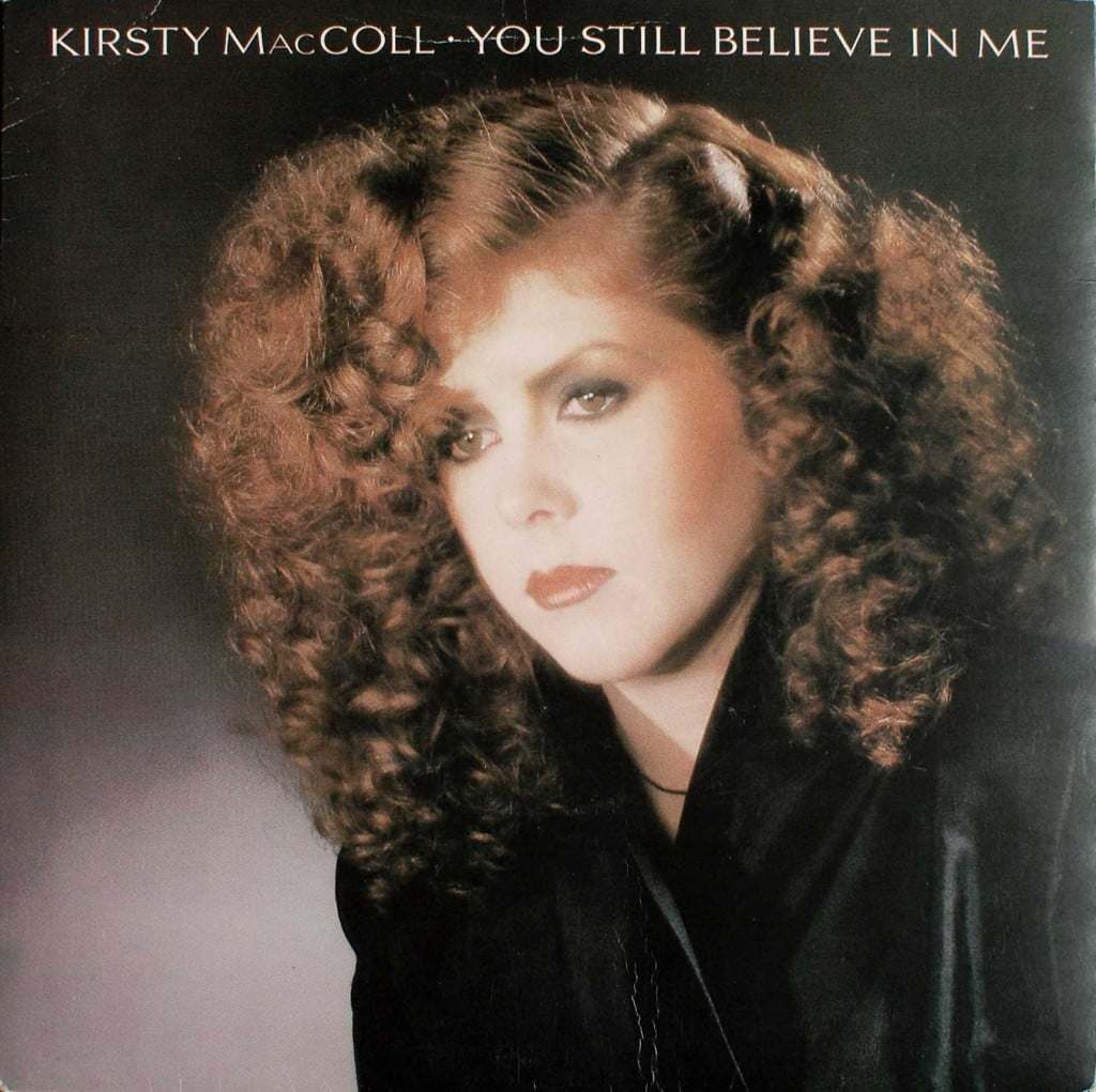 You Still Believe in Me (picture sleeve, A side)