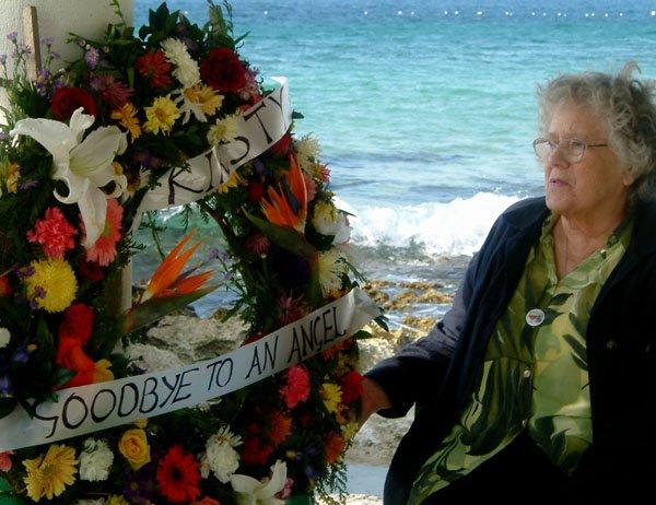 Jean at Cozumel