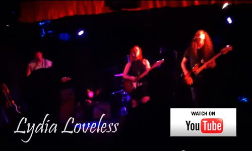 Lydia Loveless (YouTube clip)