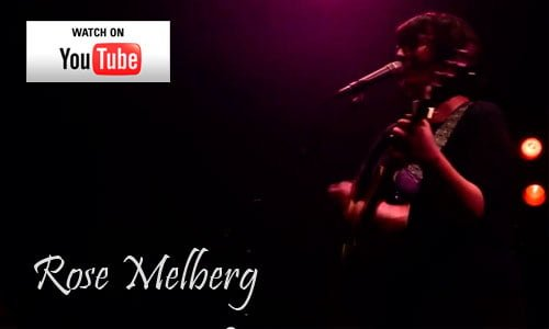Rose Melberg (YouTube clip)